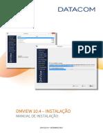 DmView-10.4 - Manual de Instalacao