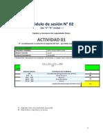 ACTIVIDAD 1 -SESION N°02 E FISICA