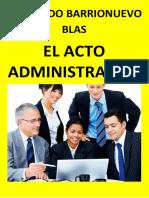 Libro el Acto Administrativo
