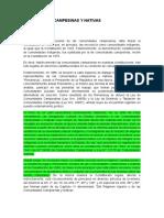 informe resaltado DE COMUNIDADES CAMPESINAS Y NATIVAS