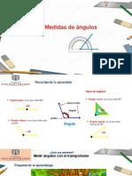 Medidas de ángulos (1)