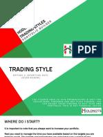 hodlnots trading styles   portfolio builder  1