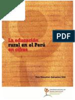 466. La educación rural en el Perú en cifras