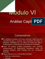 06 Módulo Análise Capilar