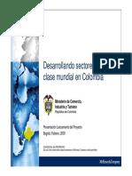2009-DesarrollandoSectores