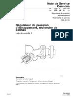 Regulateur de P° EPG