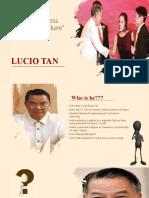 LUCIO TAN updated