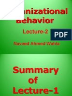 2 Developing an Organization Behaviour (OB) model
