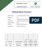 A4-JGS1EP-EPC1-QP-014 REV. B (WELDING REPAIR PROCEDURE AG&P)