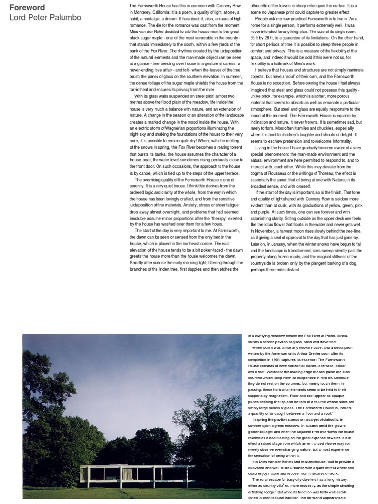 Architecture ebook mies van der rohe farnsworth house architecture ebook mies van der rohe farnsworth house architectural design nature fandeluxe Image collections