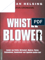 Whistle Blower - Stefan Erdmann und Jan van Helsing