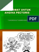 OBAT-OBAT UNTUK ANGINA PECTORIS