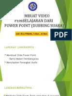 Workshop-Powerpoint SMKTI