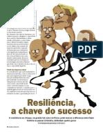 Article Resilience Frederico Cruzeiro Costa Revista Exame