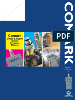 Comark C9550 pressure meter