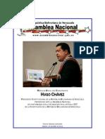 Memoria y Cuenta Chavez 2010