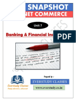 Banking and Financial Institutions NET-JRF