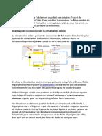documentation climatisation solaire