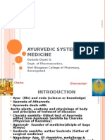 46023981 Ayurvedic System of Medicine