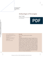 Smith, A.T. Archaeologies of sovereignty