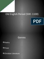 Od English period