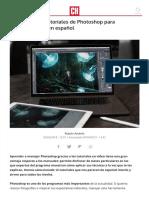 Los 12 mejores tutoriales de Photoshop para aprender gratis en español _ Tecnología - ComputerHoy.com