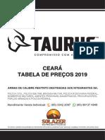 TABELA TAURUS - ANEXO - CEARÁ 2019-1