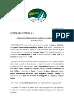 Rolex 2011 - Punta. Comunicado de Prensa N6