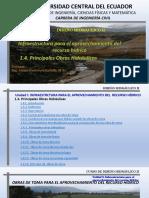 D-H-2-U1-1.4. Principales obras hidraulicas