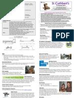 Notice Sheet 16 Jan 11