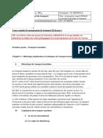 cours de management de transpoprt (1)