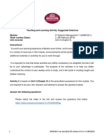 Information systems management Memo-W3-LC-V2-28022019