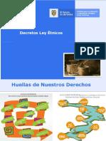 PRESENTACIÓN DECRETOS LEYES