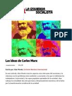 Las ideas de Carlos Marx.pdf