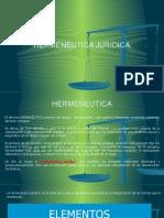 HERMENEUTICA JURIDICA