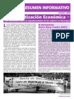 La Alfabetización Económica – una herramienta para el empoderamiento de las mujeres en Nicaragua