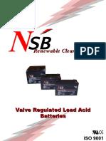NSB Catalog