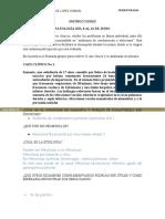 Caso Clinico 8. Condensacion y Atelectasia