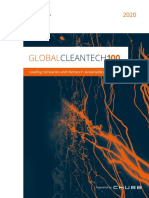 Cleantech Global 100 (2020)