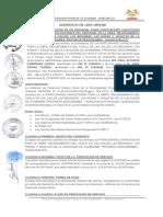 CONTRATO Nº 327 - 2016. SERVICIO CAPACITADOR
