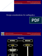 6 Design considerations for earthquakes.ppt