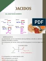 FIQ- AMINOACIDOS