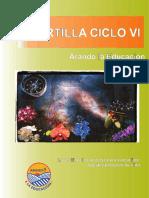 CARTILLA FINAL CICLO VI