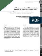 Evangelio y Ejes Transversales del Curriculum Una propuesta auxiliar de educación para la vida.pdf