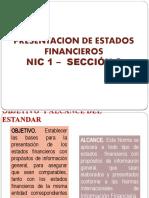 Principios preparación EEFF Y ESTADO DE RESULTADO