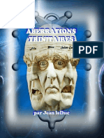 Aberrations Trinitaires (1)