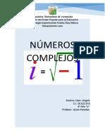 numero complejos