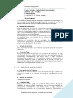 02. ESPECIFICACIONES TECNICAS - RED DE AGUA