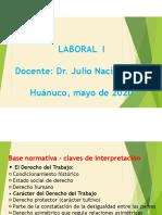 DIAPÓSITIVA CLASE 1