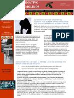 Centro de desintoxicación de Drogas y Alcohol - Narconon los Molinos - Diciembre 2009